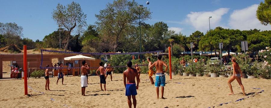 (C) Camp Sabbiadoro / Bagno Sabbiadoro